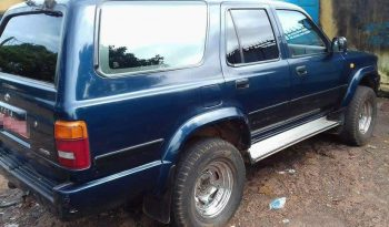 Toyota 4Runner Blue full