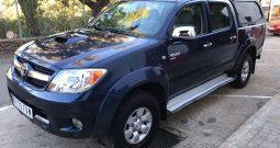 Toyota Hilux Dark Blue