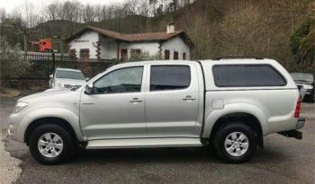 Toyota Hilux Gris lleno