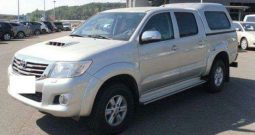 Toyota Hilux Grise